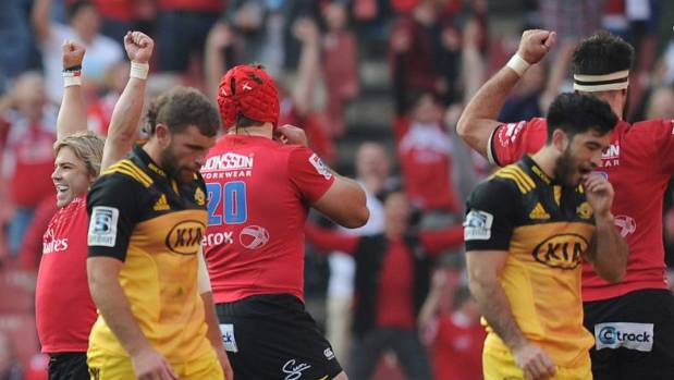 The Hurricanes' season ended in fairly disappointing fashion against the Lions.