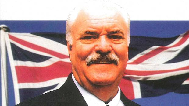 Gordon Naylor donned a moustache for much of his life. He died at 83.