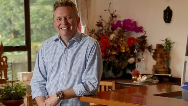 Matt Johnston of Pukerua Bay School was voted Wellington/Wairarapa's favourite teacher.