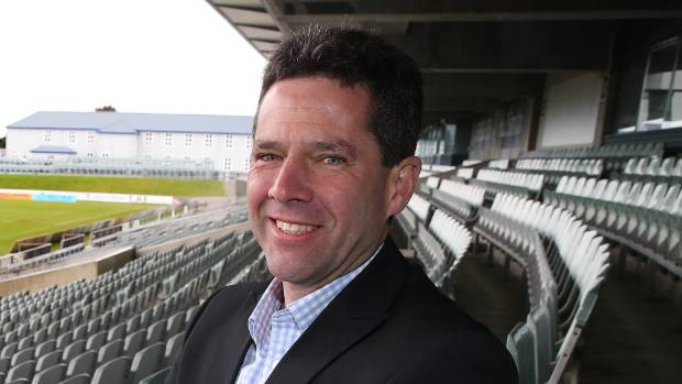 Rugby Southland general manager Andrew Moreton.