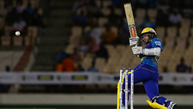 Kane Williamson was in the runs, but couldn't guide the Barbados Tridents to a win in the latest round of the Caribbean ...