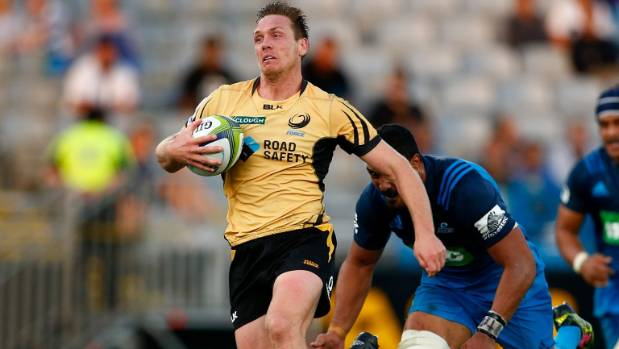 Dane Haylett-Petty is one of the players from the soon-to-be-axed Western Force team in the Wallabies team.