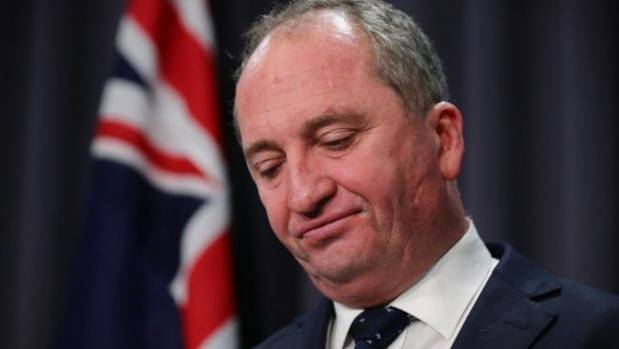 What's next for Barnaby Joyce?