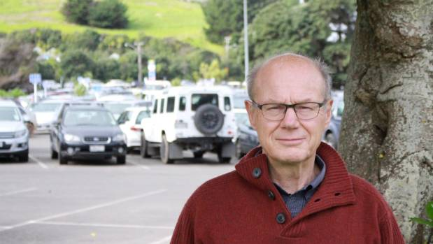 Direction Matiatia acting chairperson David Smith is pleased that 800 people gave their views on the future of Matiatia.