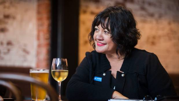 Adrienne Pierce is aiming to take Palmerston North for National at the election.