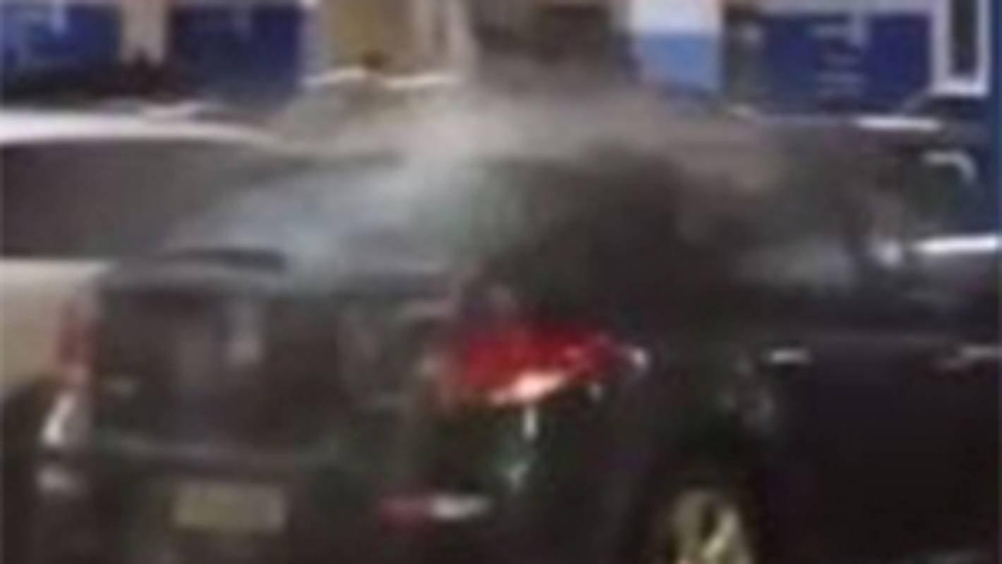 Queensgate Car Park Leak Has Some Questioning Building S
