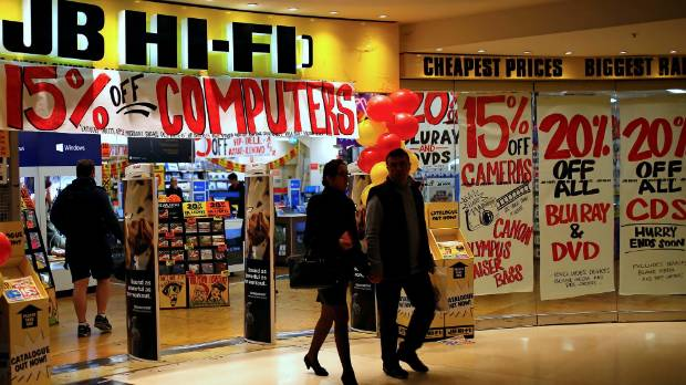 jb hi fi value chain Joint lead managers: goldman sachs jbwere pty ltd macquarie equity capital markets limited jb hi-fi will apply for admission to the official list.