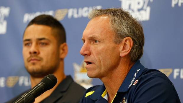 Titans sack Henry but deny rift with Hayne