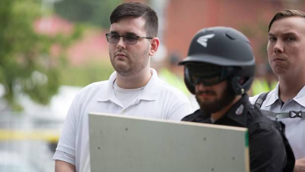 Charlottesville vehicle attack suspect remains behind bars as judge denies bail