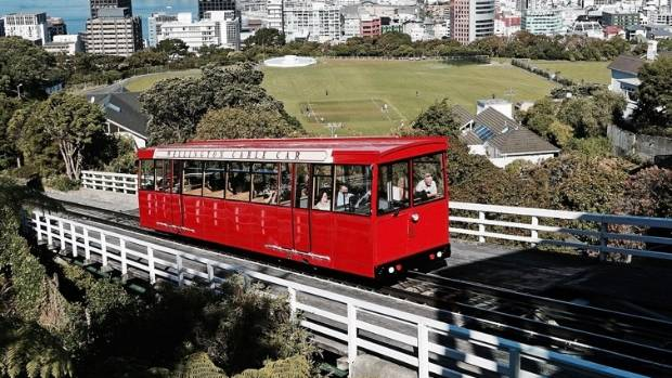 Wellington Cable Car: Vandals Damage Emergency Stop Buttons At Wellington Cable