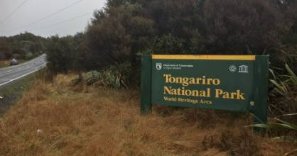 The men have been missing in the Tongariro National Park near the border with the Kaimanawa Forest since Saturday.