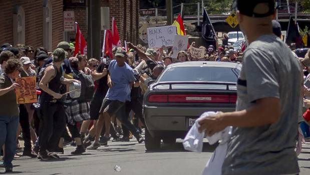 White supremacists clash with counter-protesters in Charlottesville. In some ways, says Eddo-Lodge, the alt-right is a ...
