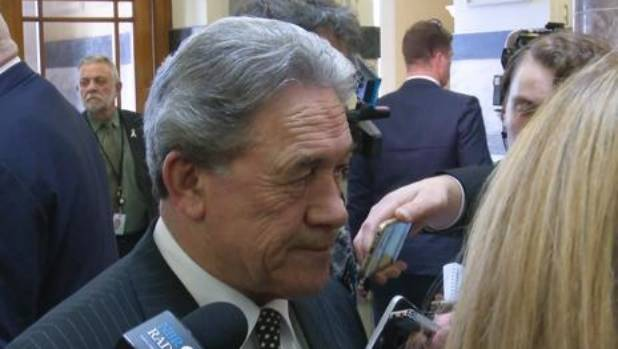 Winston Peters continues to be in a good position to be kingmaker for the next government.