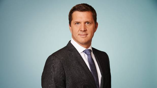 1 News political editor Corin Dann had to step in to host TVNZ's multi-party debate after Hosking became ill.