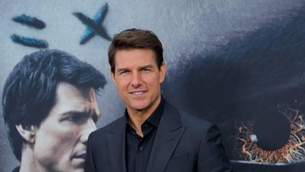 Tom Cruise injured on 'Mission: Impossible 6' set