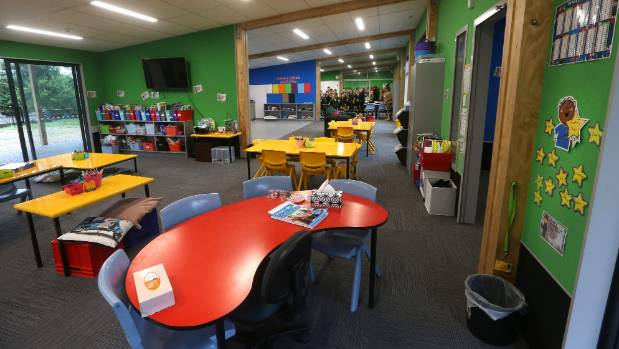 Modern Classroom In ~ Modern learning spaces set the scene for classrooms of