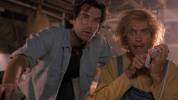 The Lawnmower Man - even Stephen King himself couldn't stand the sight of it.