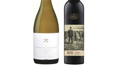 The Leheny Gibson label from New Zealand winemakers Lorraine Leheny and Warren Gibson uses chardonnay from the Upper ...
