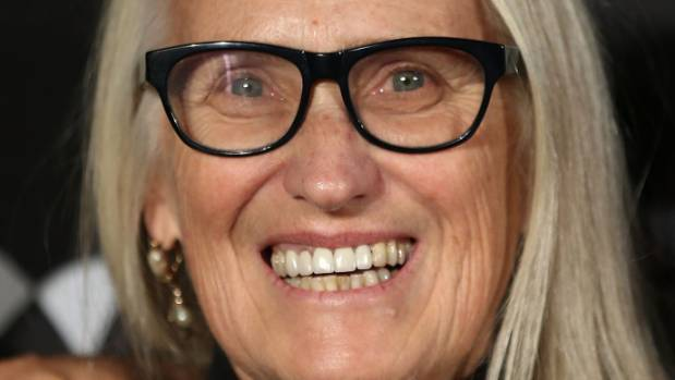 Jane Campion arrives at the Sydney premiere of China Girl.