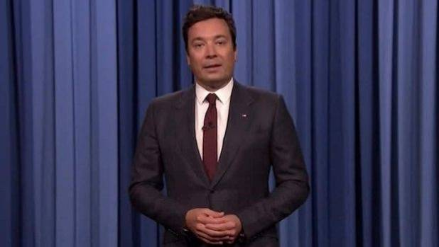 Late-night hosts hustle to respond to press conference