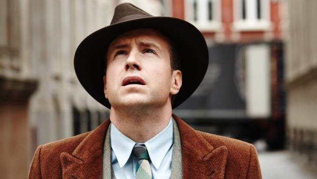 Rafe Spall says althought he is playing a supernatural investigator, he has had no supernatural experiences himself.