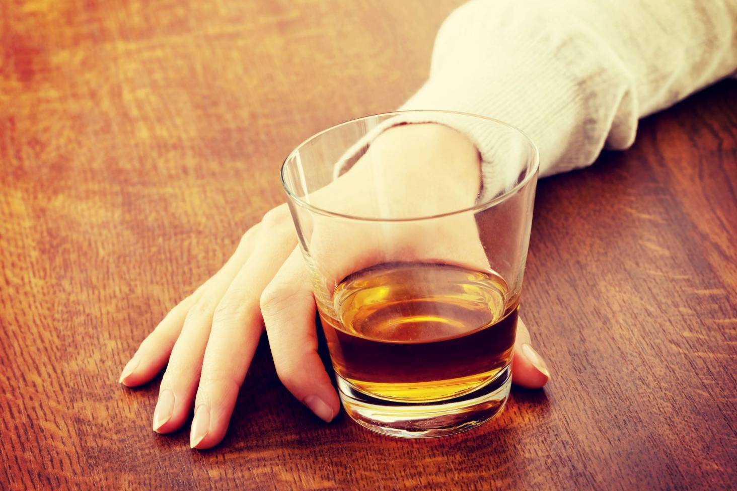 Self medicating anxiety with alcohol is common but dangerous