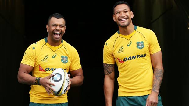 Curtis Rona to make Wallabies debut as Cheika bloods new midfield
