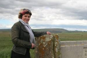 Geneticist Aimee Charteris leads the work on Te Mana Lamb.
