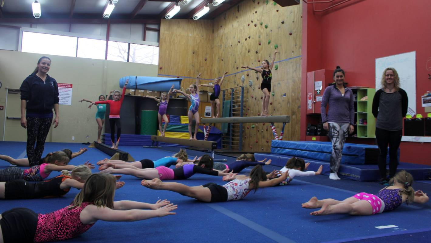 Uncertain times for Queenstown Gymnastics Club as training ...