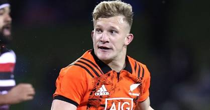 Damian McKenzie got a gallop in the All Blacks' warmup match last Friday but ANZ Stadium is another level up for the new ...