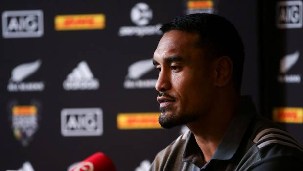 Jerome Kaino has returned home from the All Blacks' camp.