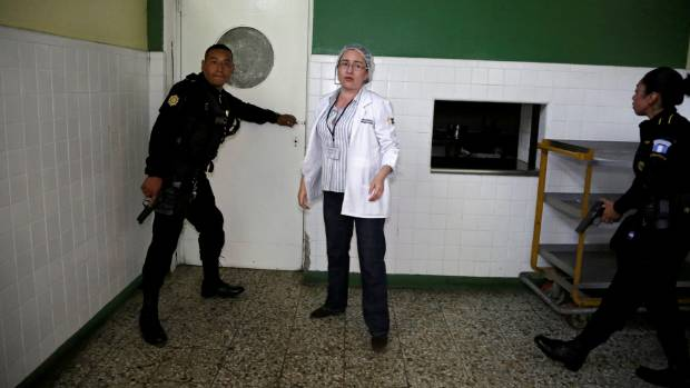 At least seven dead in gang attack on Guatemala hospital
