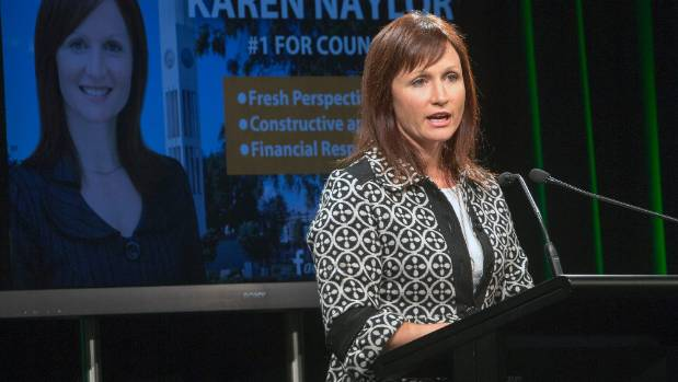 DHB board member Karen Naylor questioned the need for members to inform the board chairwoman before speaking to the ...