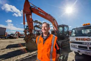 Simcox Construction general manager Antony Clark says this is the tightest labour market he has seen in Marlborough.