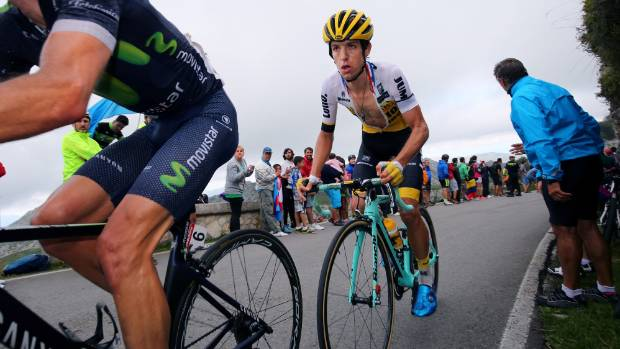George Bennett became the first Kiwi to achieve a top 10 finish on a Grand Tour when he placed 10th at the Vuelta last year.