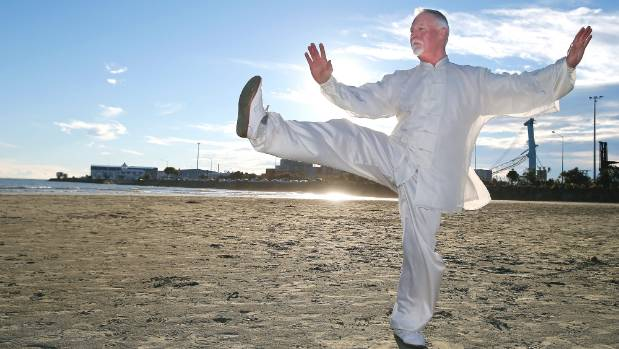 David Thew will attend the World Kung Fu Championships in China this November.