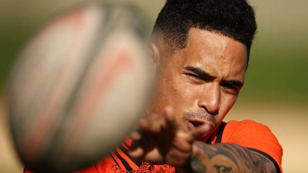 Jerome Kaino returns home from Sydney ahead of All Blacks-Wallabies test