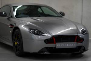 Red Bull Special Edition Vantage V8: at $199,000, one of the most affordable cars featured here.