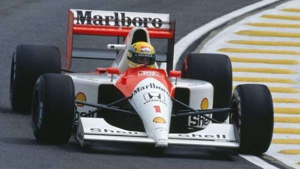 Marlboro made it big with McLaren in F1. It still sponsors Ferrari... subliminally.