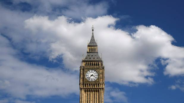 Big Ben's bong falls silent for the next 4 years