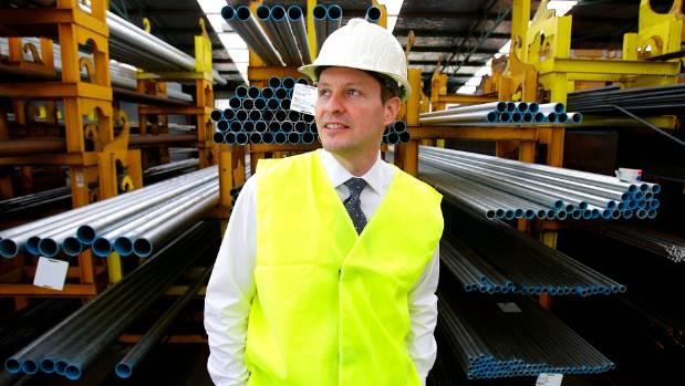 Building boom challenges put Steel & Tube under pressure