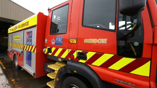 Seddon Volunteer Fire Brigade responded to the fire about 10pm on Thursday.