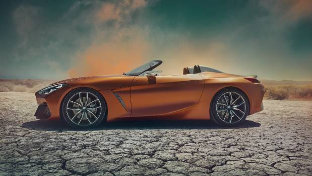 The BMW Z4 is among the 312,000 vehicles being recalled