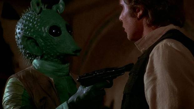 Greedo gets redemption in his proposed spin-off