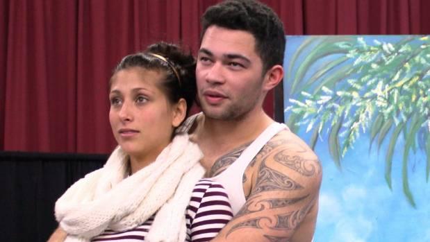 Mariska Schoeman and Vinnie Bennett in 2013 play Matanui.