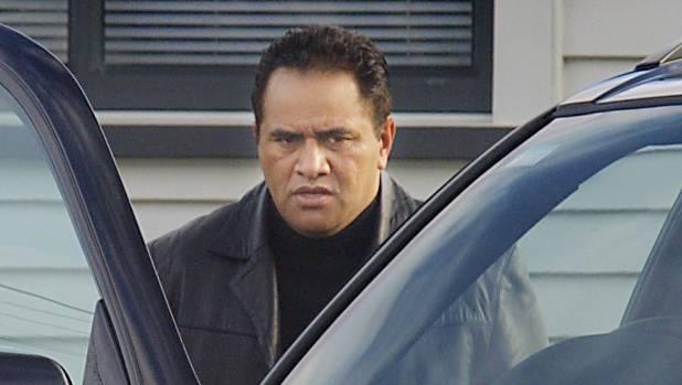 Tuku Morgan in 2003.