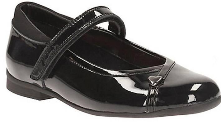 406ac12c7 Clarks slammed for  sexist  kids shoes