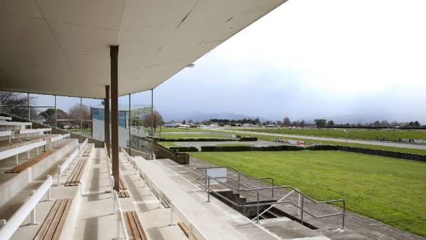 The Ministry of Education is in talks with NZ Thoroughbred Racing about Waterlea Racecourse in Blenheim. (File photo)