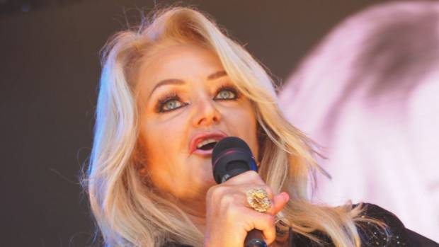 Bonnie Tyler's epic, seven-minute ballad will be cut to fit in with the highly-anticipated celestial event.