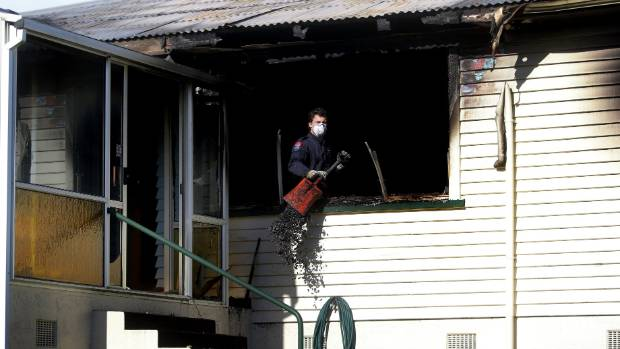 Carol Sommerville set her childhood home on Waitara's George St alight in June 2016, an act triggered by feelings of ...